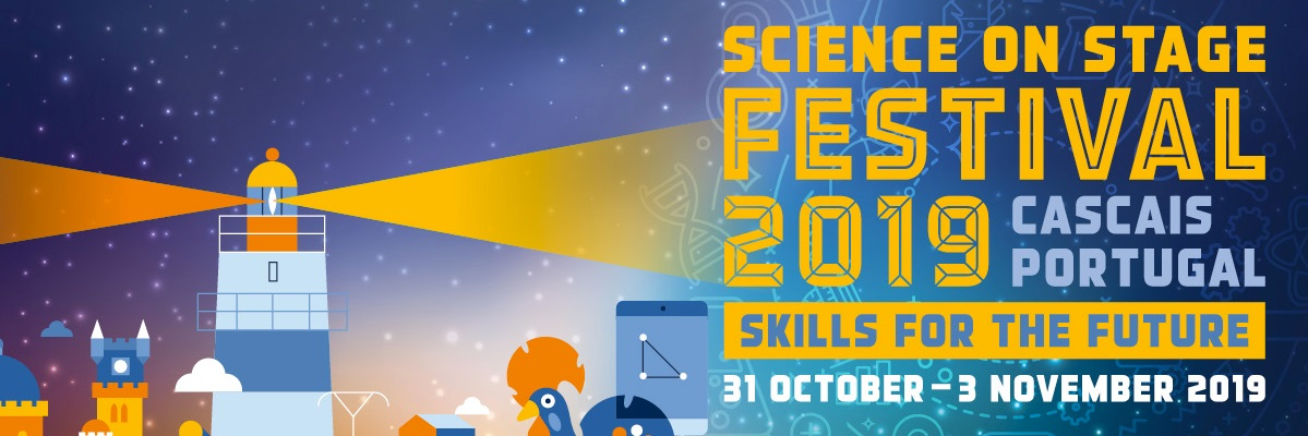Science on Stage Festival 2019 - Registration